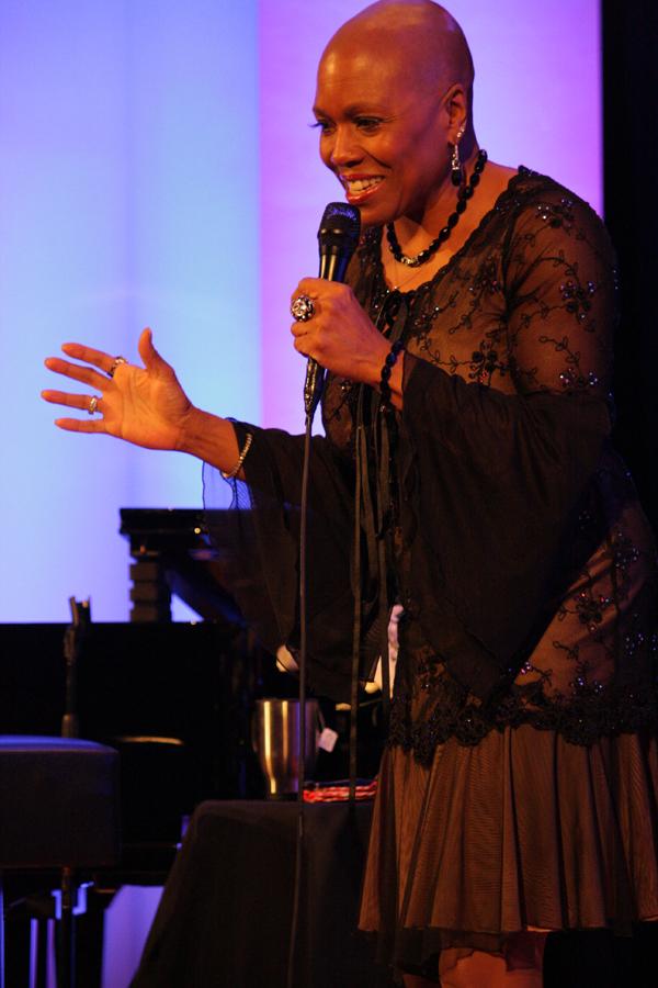 Dee Dee Bridgewater (Foto: Walter Thompson)