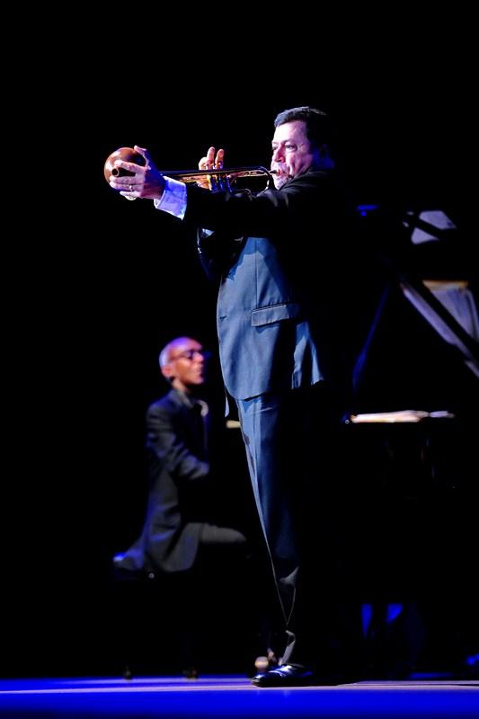 The Duke Ellington Orchestra u Lisinskom (Foto: Dinko Bažulić)
