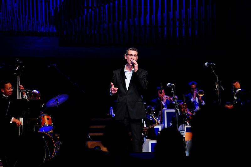 Massimo i The Duke Ellington Orchestra u Lisinskom (Foto: Dinko Bažulić)
