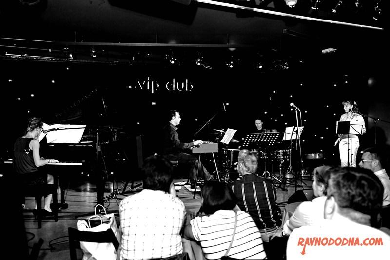 Scat Circle na Jazzarelli u Vip Clubu (Foto: Dinko Bažulić)