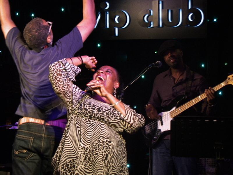 Don Byron New Gospel Quintet u Vip clubu (Foto: Zoran Stajčić)