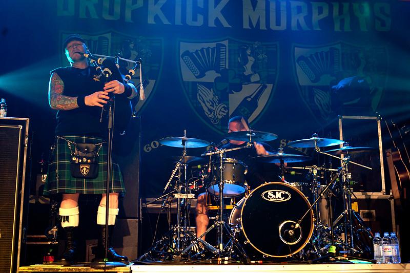 Dropkick Murphys u Tvornici (Foto: Tomislav Sporiš)