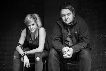 Dinka Radonić i Miodrag Gladović (Foto: Matija Kralj)
