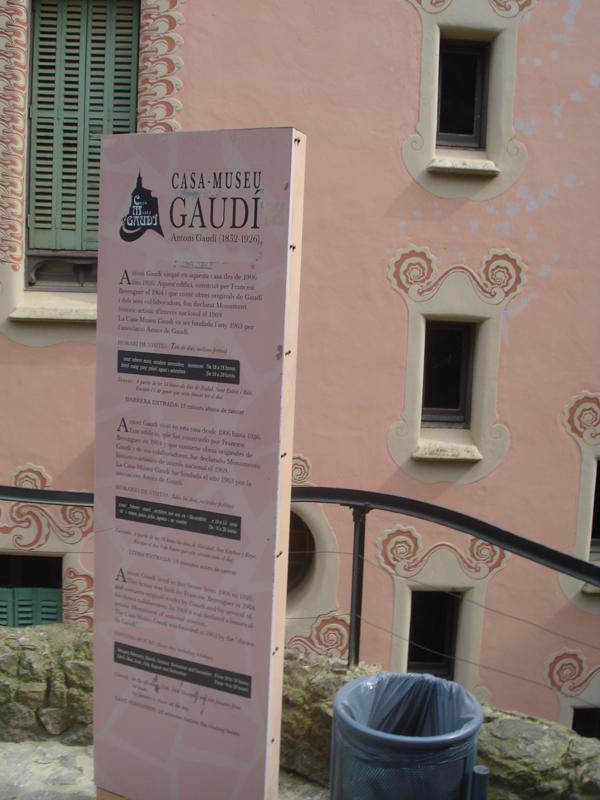 Gaudijeva kuća (Foto: Iva Tolj)