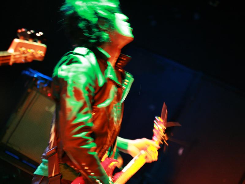 Guitar Wolf (Foto: Walter Thompson)