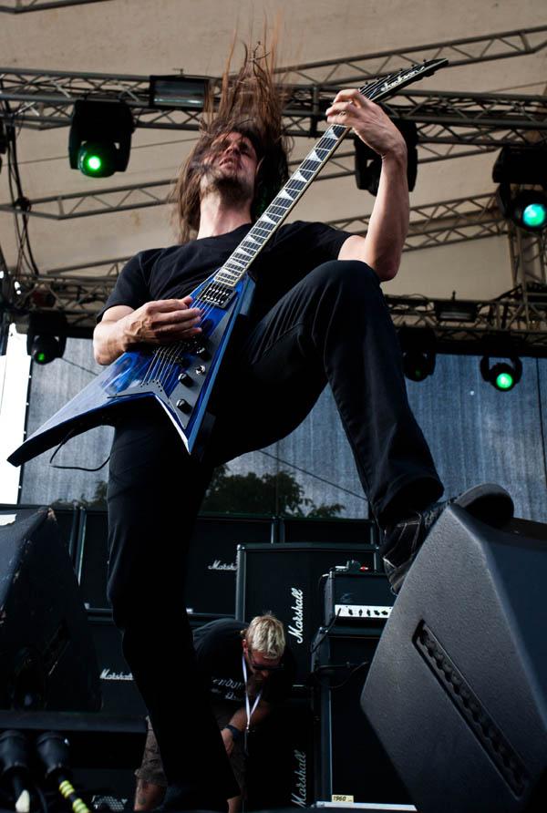 Gojira na Rokaj Festu (Foto: Nino Šolić)
