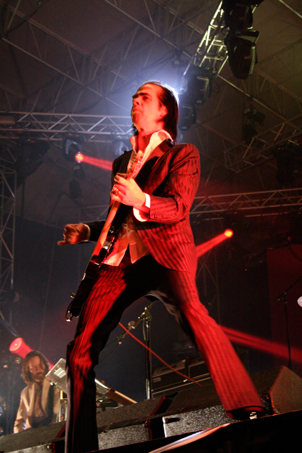 Grinderman (Foto: Walter Thompson)