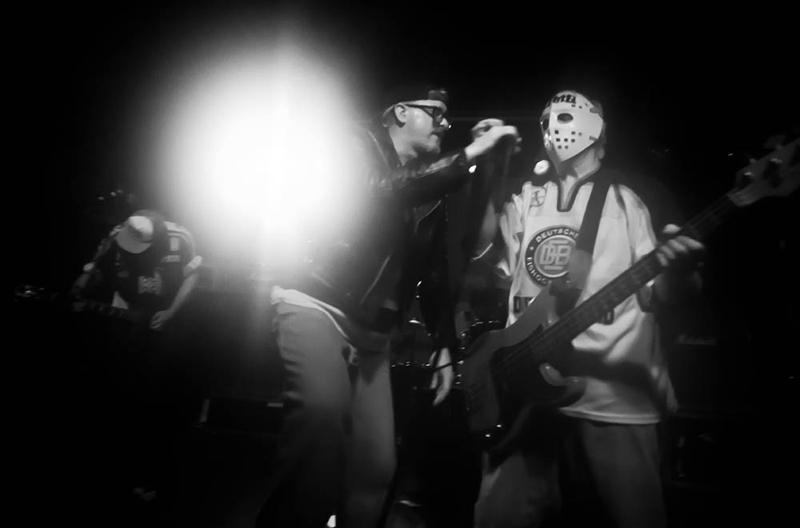The Hanson Brothers u Tvornici kulture (Foto: Nino Šolić)