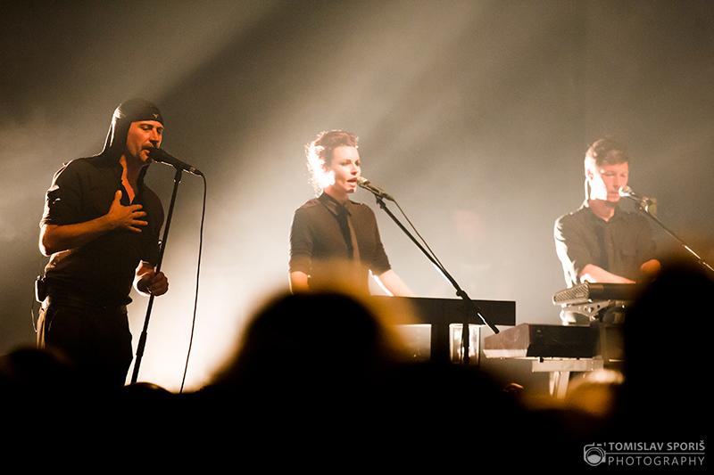 Laibach u Tvornici (Foto: Tomislav Sporiš)