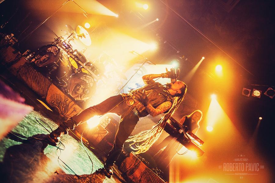 Amorphis u Tvornici kulture (Foto: Roberto Pavić)