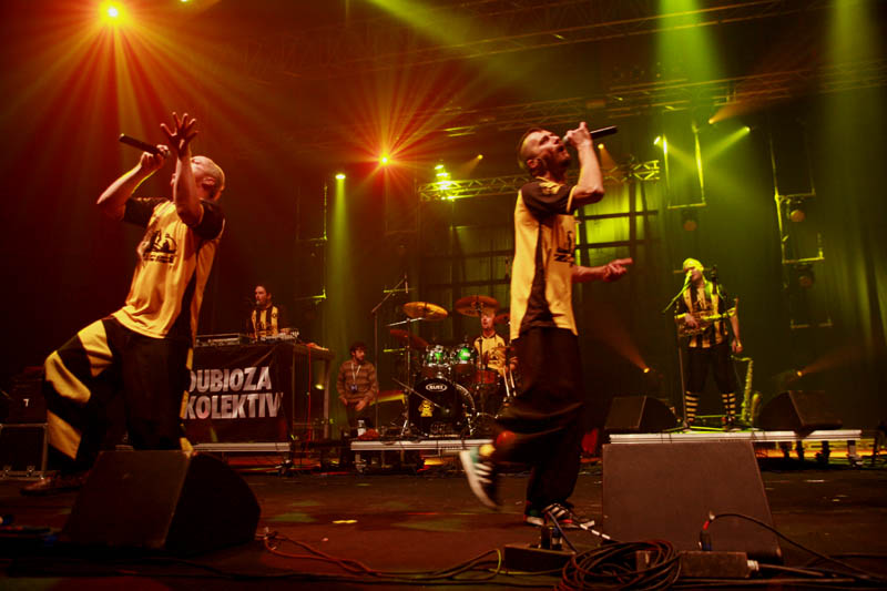 Dubioza kolektiv u Domu sportova - Pozitivan koncert (Foto: Nino Šolić)