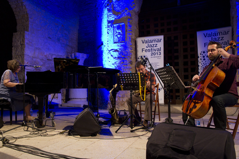 Ayşa Tütüncü Trio (Foto: Tatjana Genc)