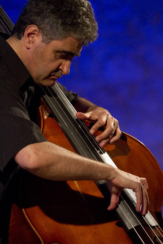 Renaud Garcia-Fons (Foto: Tatjana Genc)