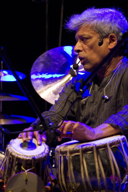 Trilok Gurtu Band (Foto: Tatjana Genc)