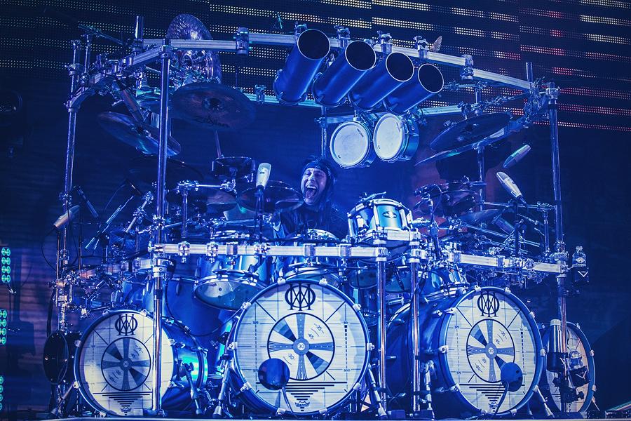 Dream Theater u dvorani Dražen Petrović (Foto: Roberto Pavić)
