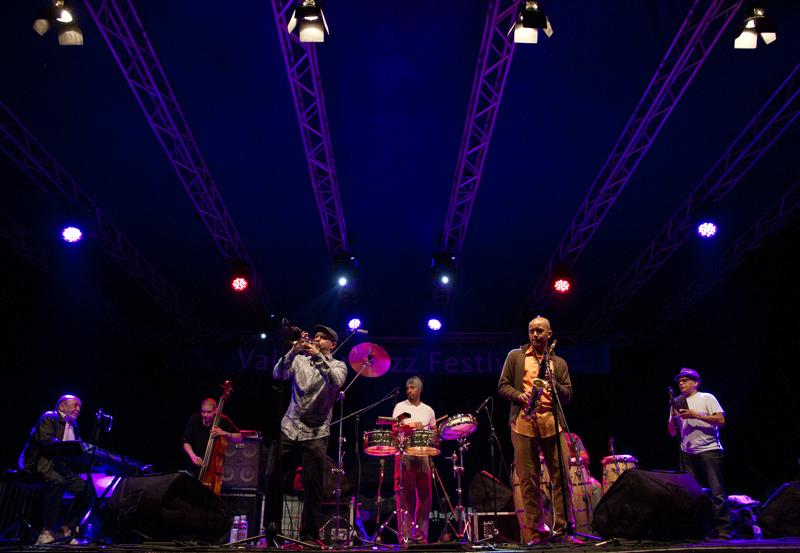 Eddie Palmieri Afro-Caribbean Jazz All-Stars (Foto: Tatjana Genc)