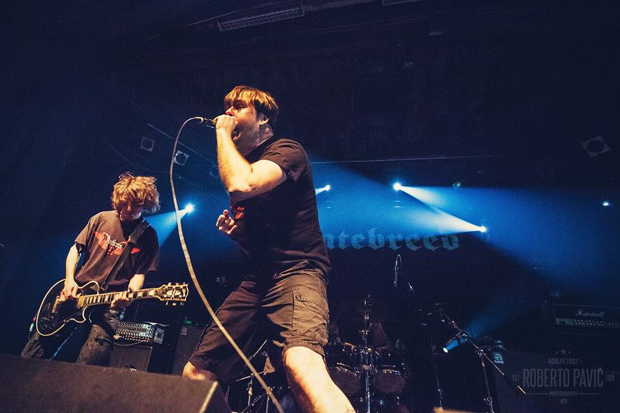 Napalm Death u Tvornici kuture (Foto: Roberto Pavić)
