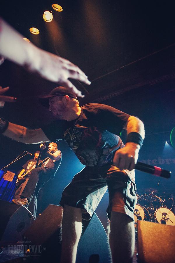 Hatebreed u Tvornici kuture (Foto: Roberto Pavić)