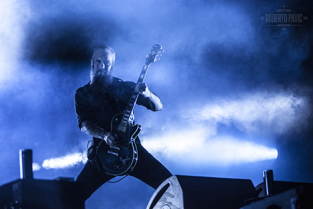 In Flames na Nova Rock 2015 festivalu (Foto: Roberto Pavić)