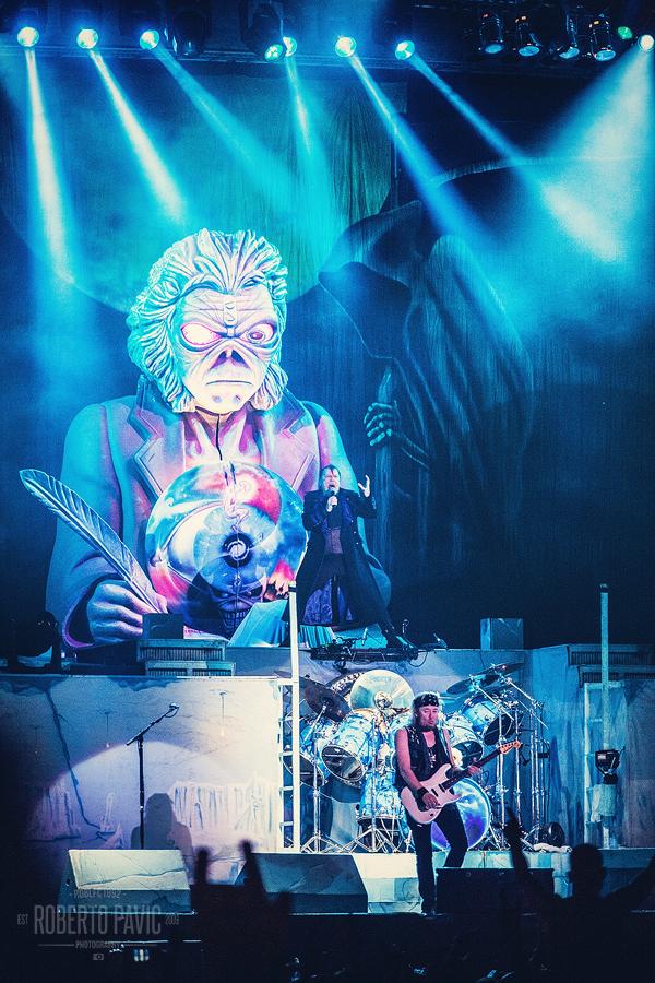 Iron Maiden na Nova Rock Festivalu (Foto: Roberto Pavić)