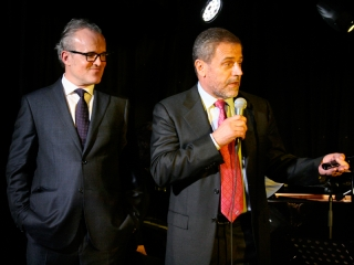 dražen Kokanović i Milan Bandić (Foto: Walter Thompson)