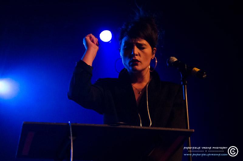 Jessie Ware u Tvornici (Foto: Anastazija Vržina)