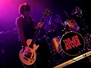 The Jim Jones Revue u Tvornici (Foto: Tomislav Sporiš)