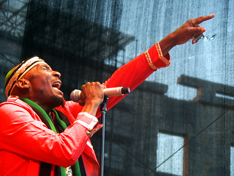 Jimmy Cliff (Foto: Walter Thompson)