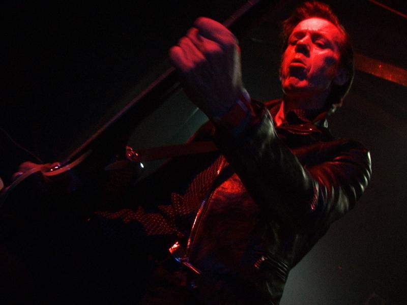 The Jim Jones Revue u Tvornici kulture 2013. (Foto: Zoran Stajčić)