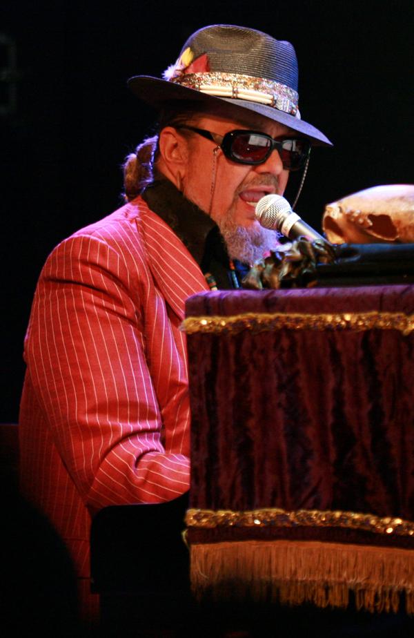 Dr. John (Foto: Walter Thompson)