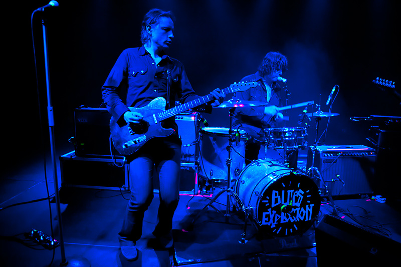 The Jon Spencer Blues Explosion (Foto: Tomislav Sporiš)