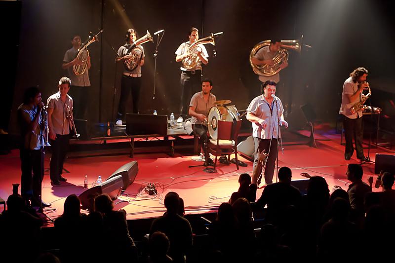 Kočani orkestar u Zagrebu (Foto: Tomislav Sporiš)
