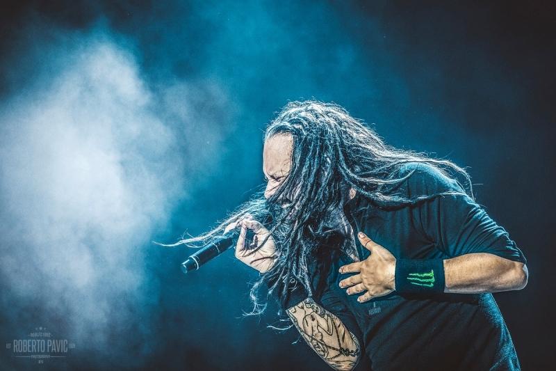 Korn na festivalu Nova Rock 2016 (Foto: Roberto Pavić)