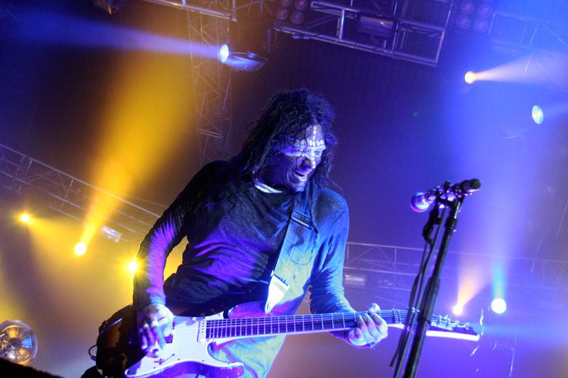 Korn, James Munky Shaffer (Foto: Walter Thompson)