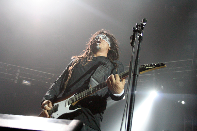 Korn, James Munky Shaffer (Foto: Walter Thompson)