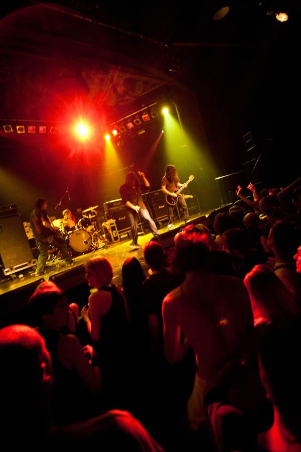 Kyuss Lives! u Tvornici kulture (Foto: Nino Šolić)