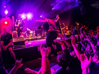 Punk Rock Holiday u Tolminu 2016 - Lagwagon (Foto: Roberto Pavić)