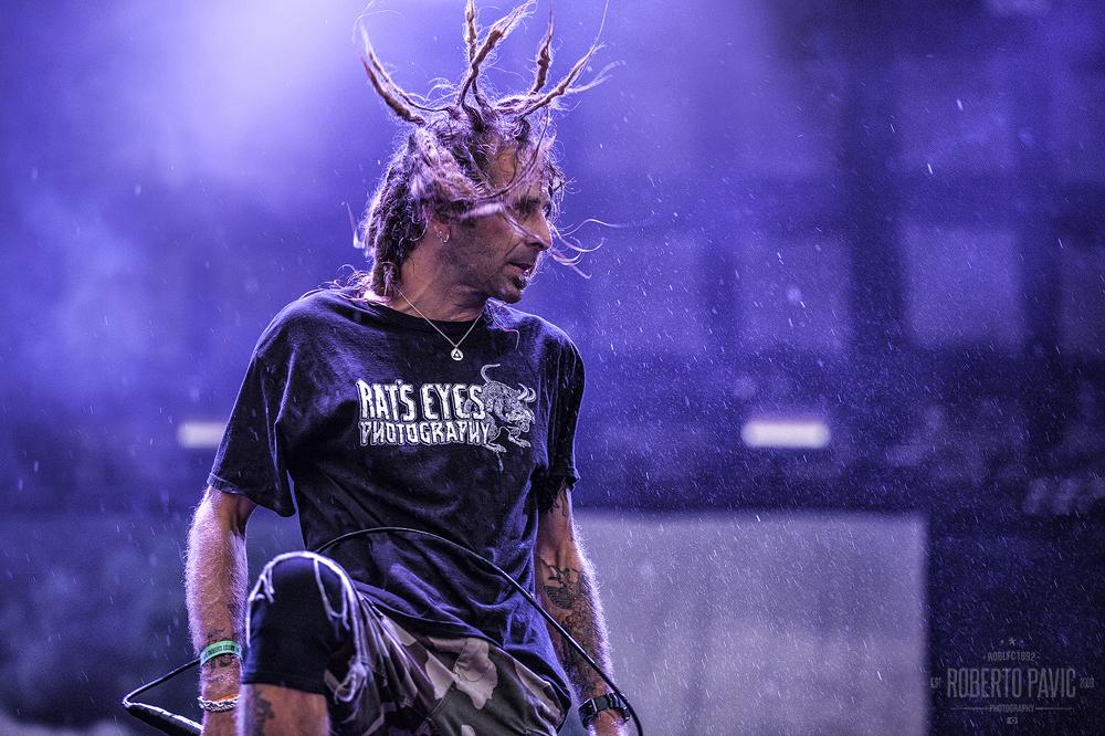 Lamb Of God na Nova Rock 2015 festivalu (Foto: Roberto Pavić)