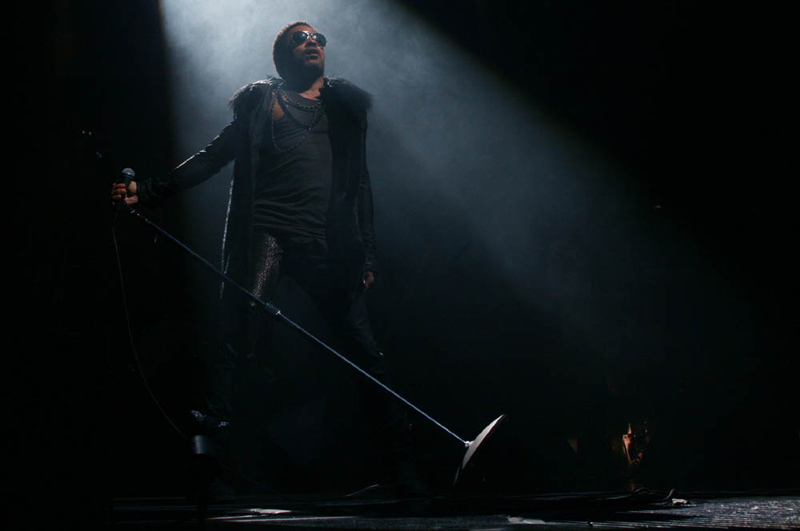 Lenny Kravitz u Areni (Foto: Nino Šolić)