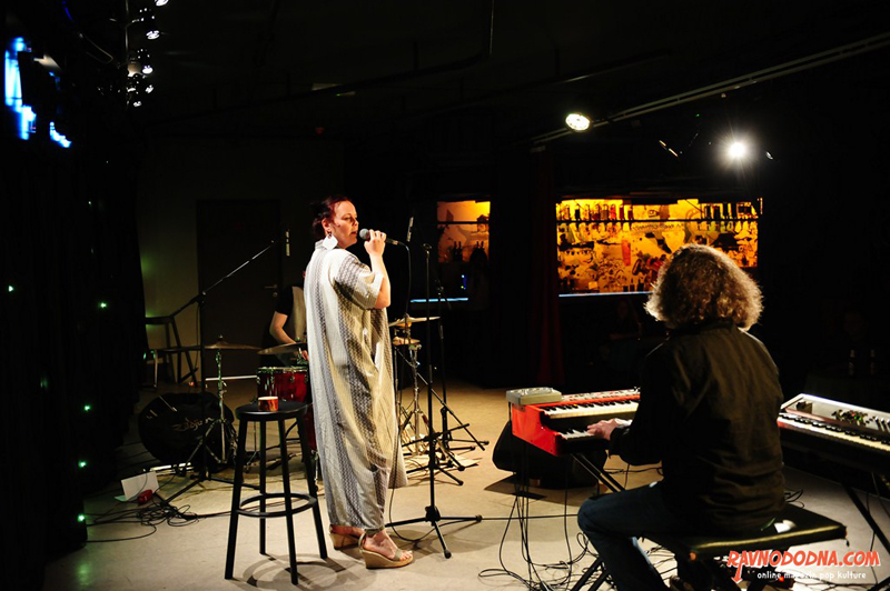 Valerija Nikolovska i Trio Livada na Jazzarelli u Vi Clubu (Foto: Dinko Bažulić)