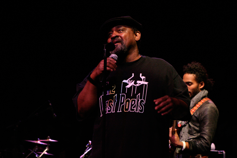 The Last Poets (Foto: Walter Thompson)