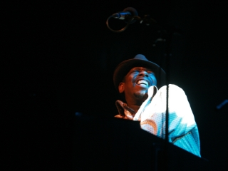 Lucky Peterson (Foto: Walter Thompson)
