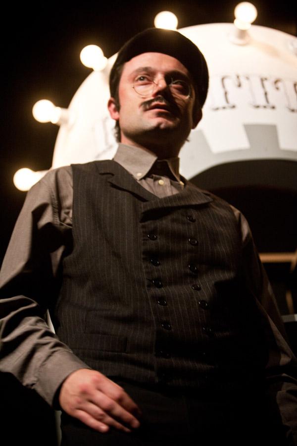 Lux in Tenebris u Teatru &TD (Foto: Nino Šolić)