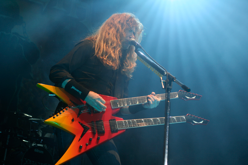 Megadeth - Zagrebačka arena (Foto: Walter Thompson)