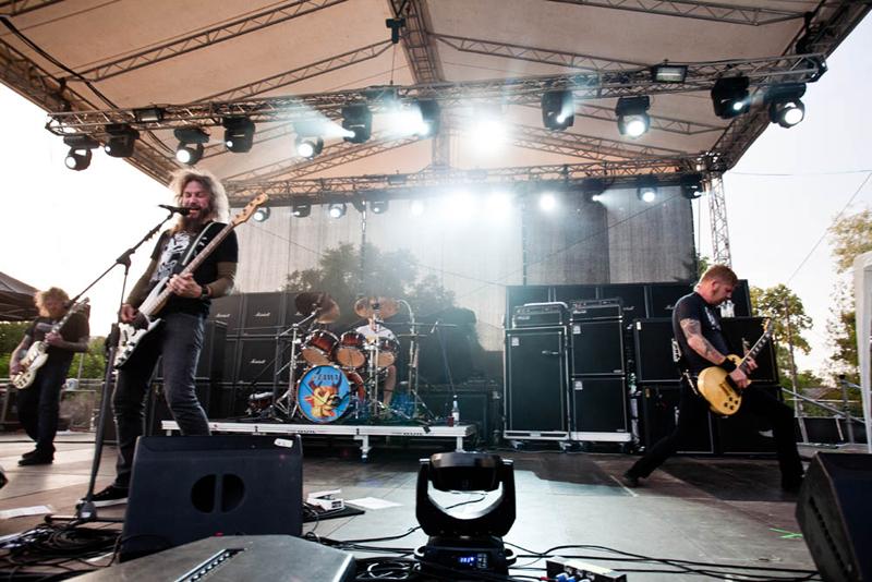 Mastodon na Rokaj Festu (Foto: Nino Šolić)