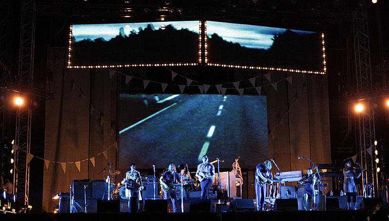 Arcade Fire, Exit festival - Novi Sad (Foto: jigoku no shihaisha)
