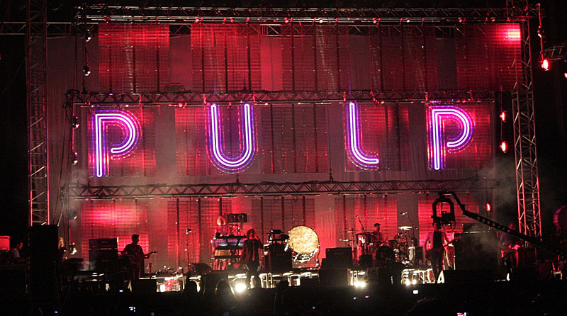 Pulp, Exit festival - Novi Sad (Foto: jigoku no shihaisha)