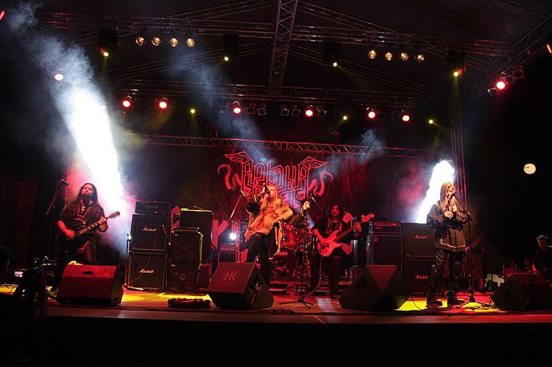 Arkona, Exit festival - Novi Sad (Foto: jigoku no shihaisha)