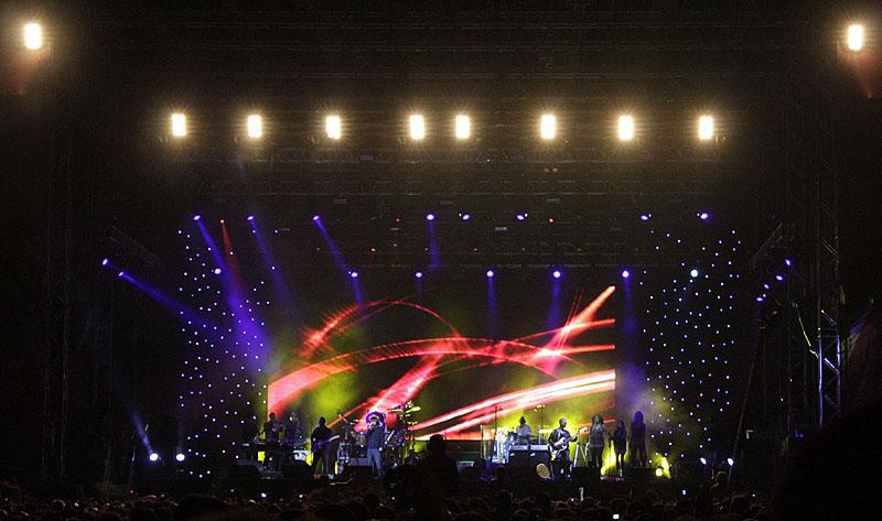Jamiroquai, Exit festival - Novi Sad (Foto: jigoku no shihaisha)