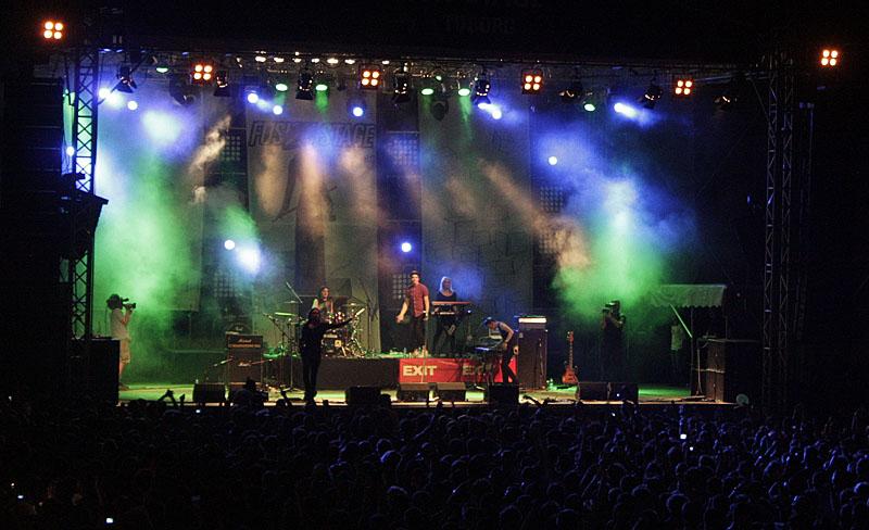 Hadouken, Exit festival - Novi Sad (Foto: jigoku no shihaisha)